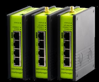 SiteManager 35xx - Serie (LAN / WiFi / 4G-Modem)